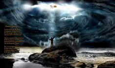 Christian warrior's dilemma