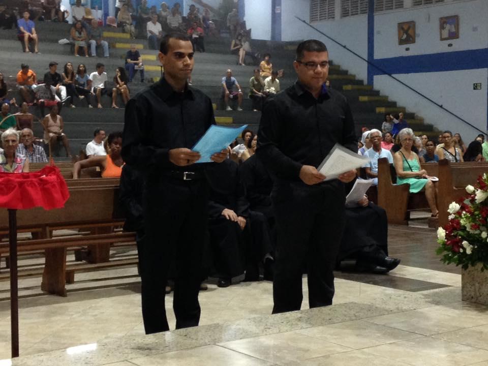 Willian e Isaac candidatos p/ Irmão