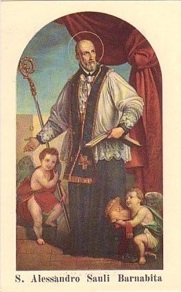 Santo Alexandre Saul