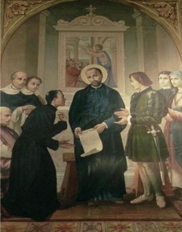São Paulo e Antônio Maria Zaccaria.