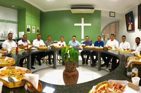 2º Semestre - Jornada dos seminaristas Barnabitas
