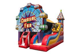 carnival castle