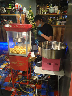 event pop corn rental