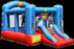 Rocket Bouncy Castle Rental.png