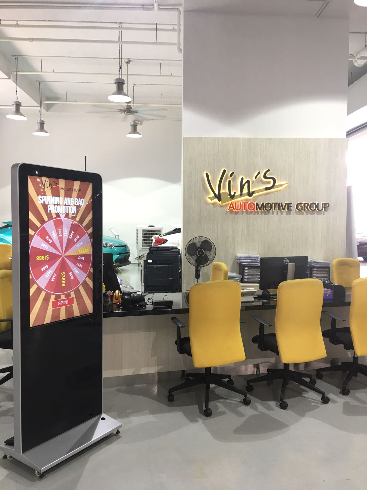 Vin's 1