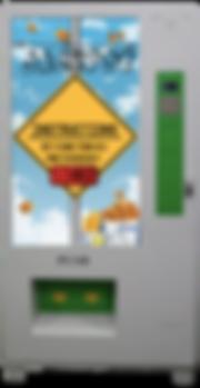 jackpot interactive vending machine