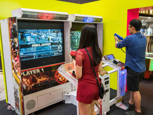 Never get bored with arcade machine rental