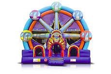 ferris wheel castle