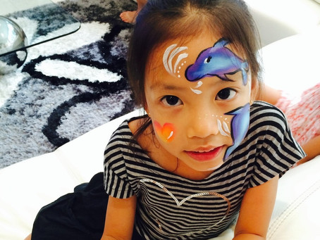 Attractive Face Painting Activities With Carnival Rental