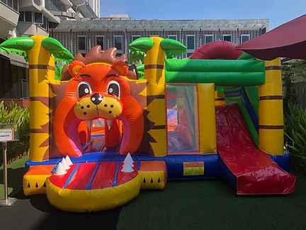 Lion Kingdom Bouncy Castle Rental.jpeg