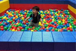 large ball pit rental