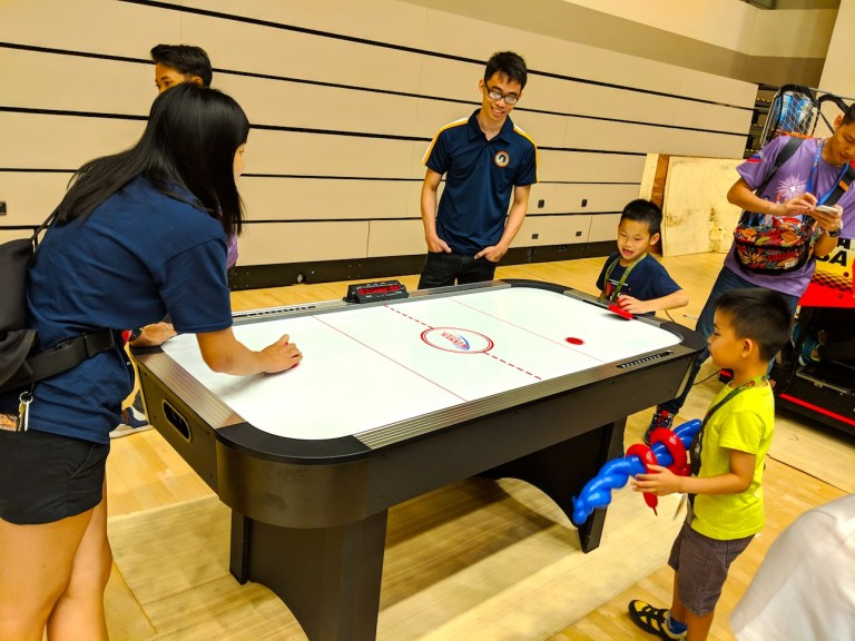 Air-Hockey-Table-Rental-in-Singapore