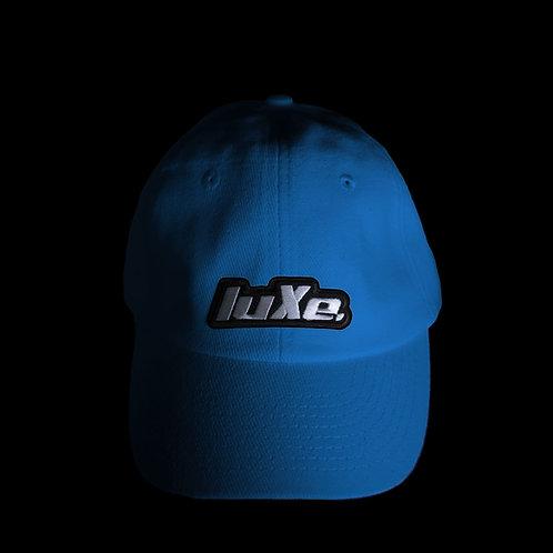 Casquette luXe. Deep Blue