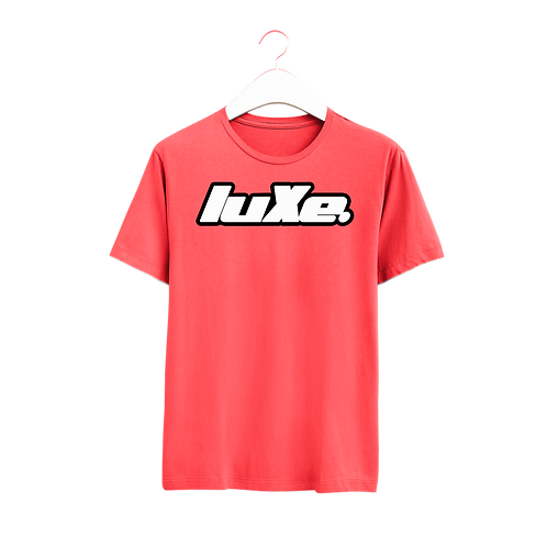 Tshirt luXe Rouge