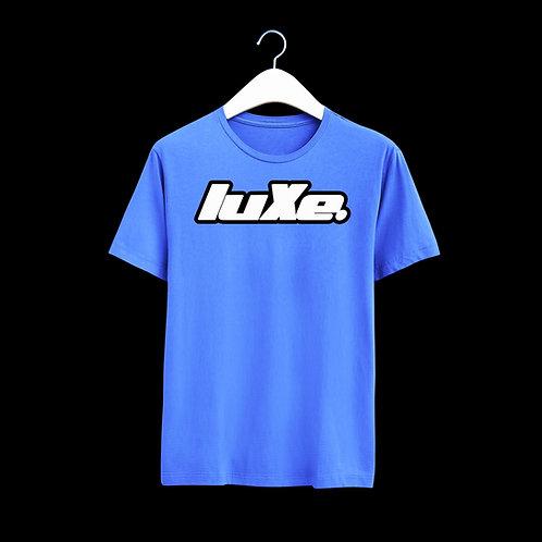 Tshirt luXe Bleu Royal
