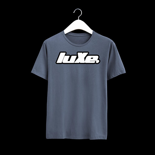 Tshirt luXe Bleu Marine