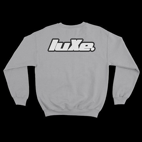 Pull Crewneck luXe Gris