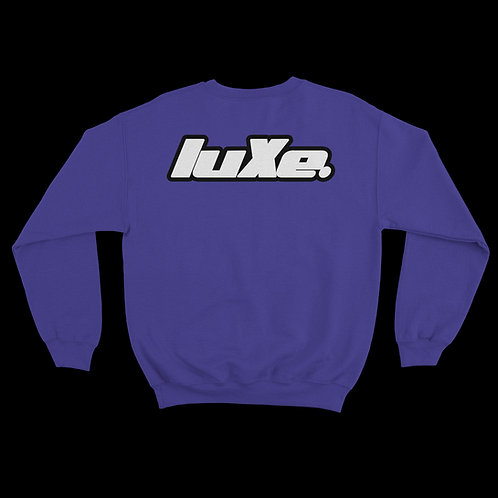 Pull Crewneck luXe Violet