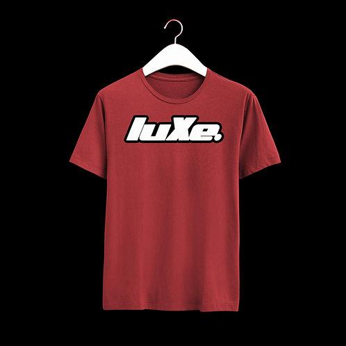 Tshirt luXe Bordeaux