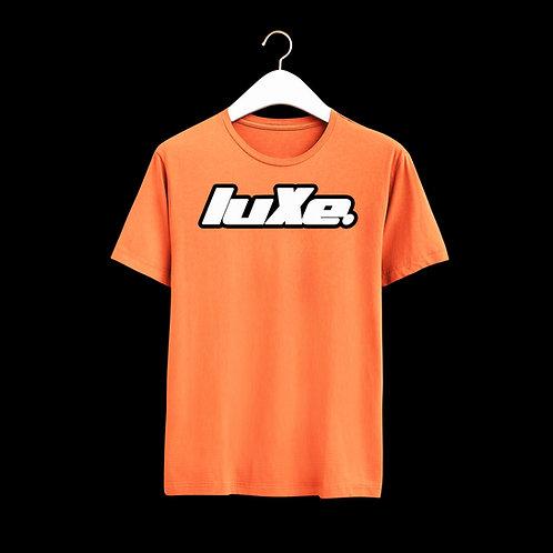 Tshirt luXe Orange
