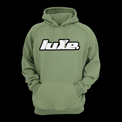 Hoodie luXe Olive