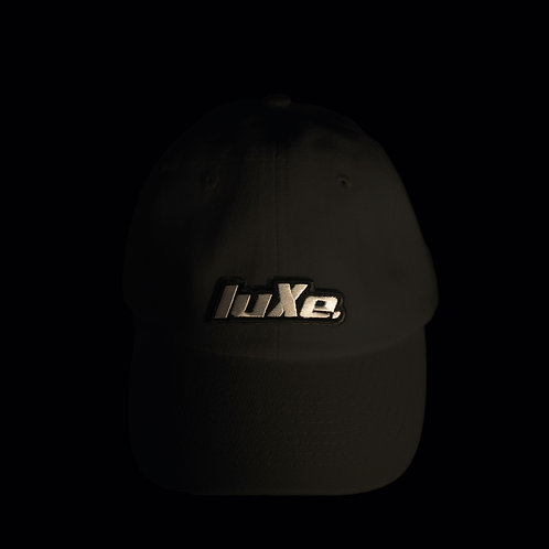 Casquette luXe. Noire
