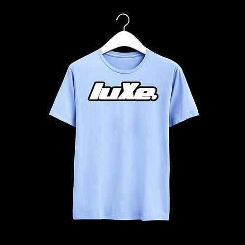 Tshirt luXe Bleu Ciel