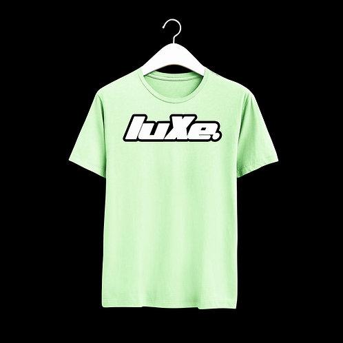 Tshirt luXe Vert Pomme