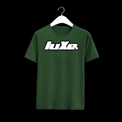 Tshirt luXe Vert Militaire