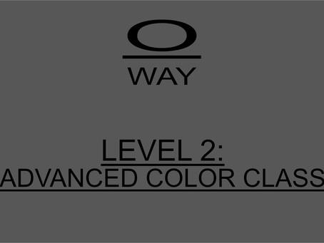 Upcoming educational hair color workshop