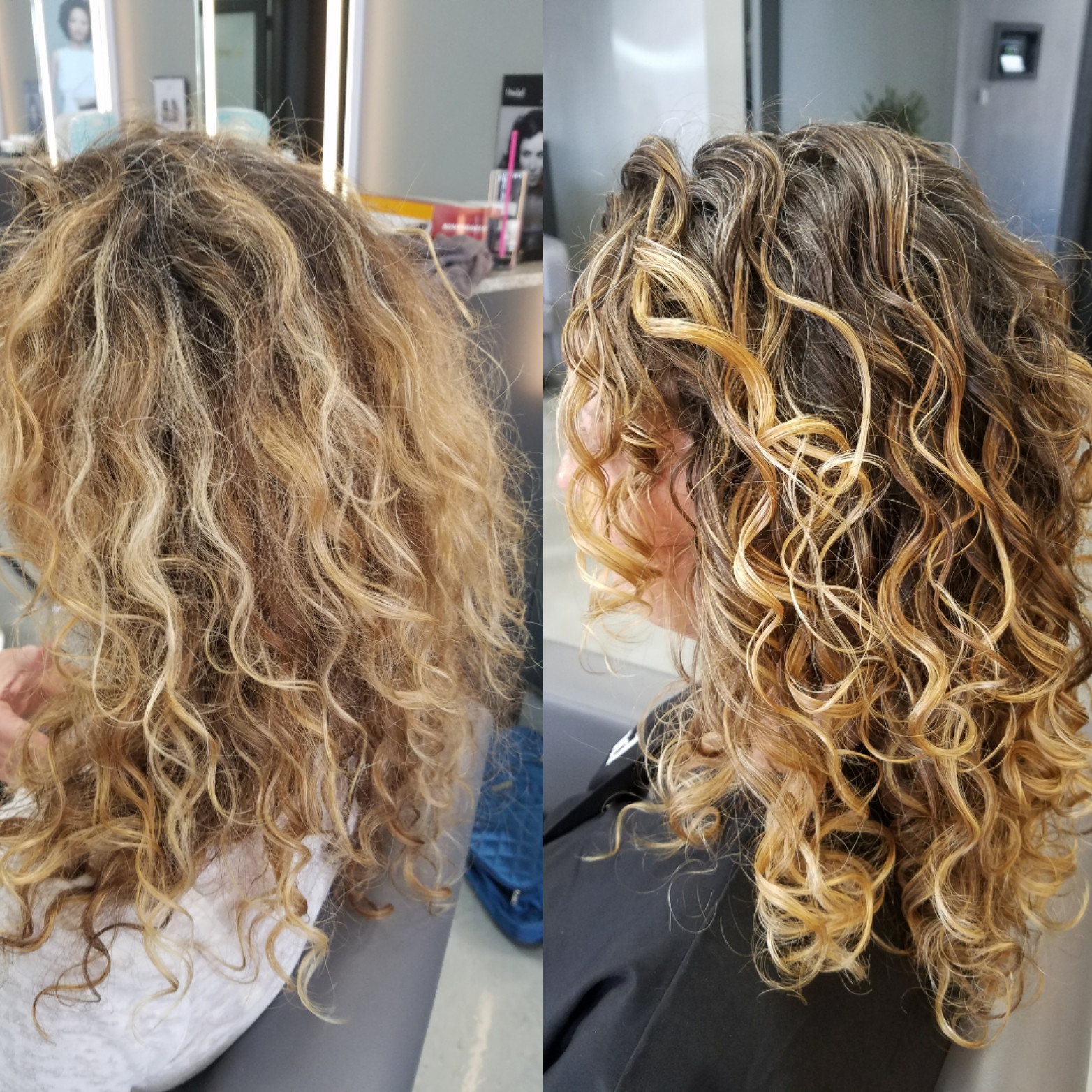 Ouidad Haircut | Organic Salon Curly Hair Portland Or Haircraft By Jo