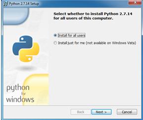 Backup con python usando ssh