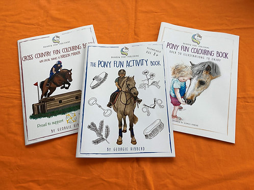RPP Activity/Colouring Books