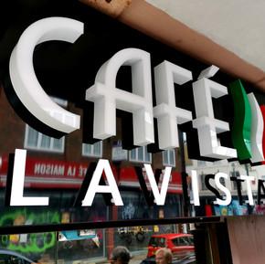 Cafe LaVista Fascia