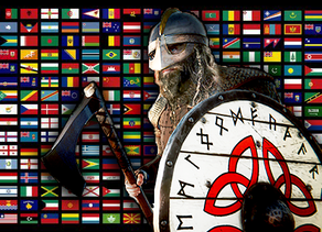 """Already more than 100 countries got on """"The Viking Way""""!"""