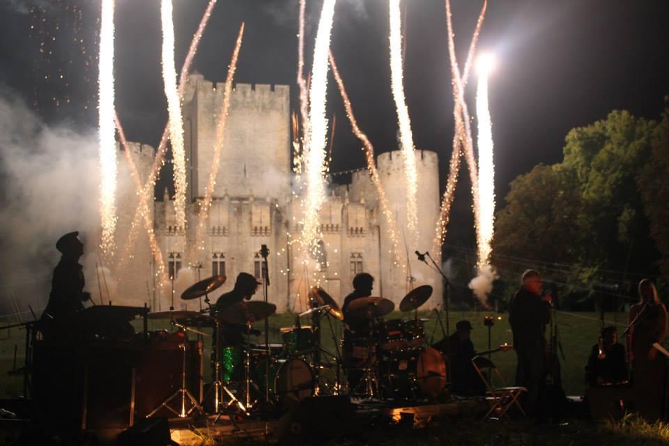 Artifice Opéra Liberté