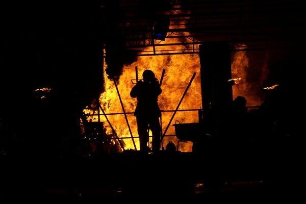 Les Pyromances