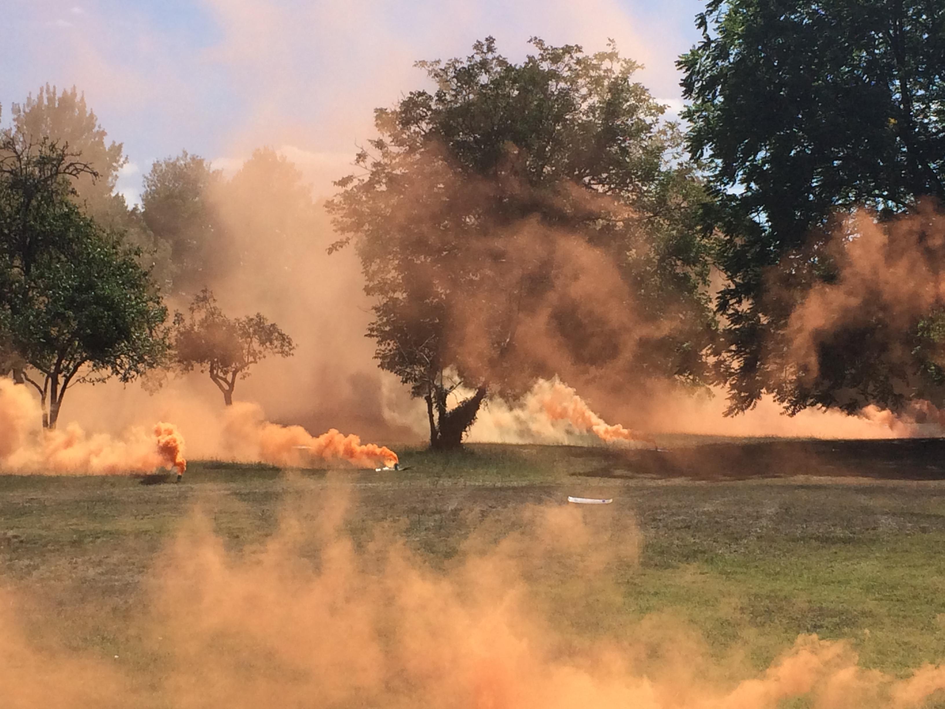 Impromptus pyropoétiques
