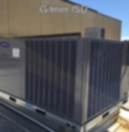 HVAC install for Gilmer ISD