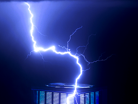 Did Lightening Strike Your HVAC System?