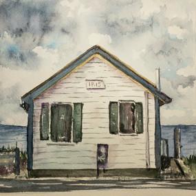 Cape Cod Cottage - Iris