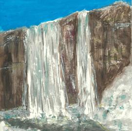 Waterfall - Iceland