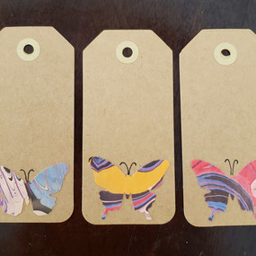Butterfly Gift Tags