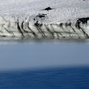 Glaciers, Iceland