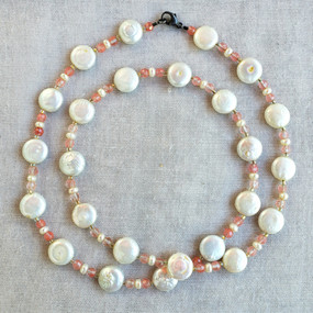 Pretty and Pink Necklace