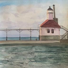 Lighthouse, St. Joseph/MI