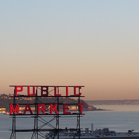 Pike's Market, Seattle