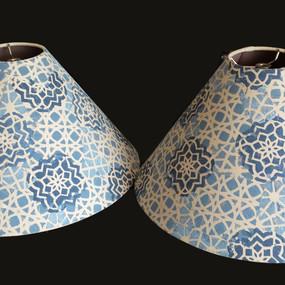 Linen Lamp Shades