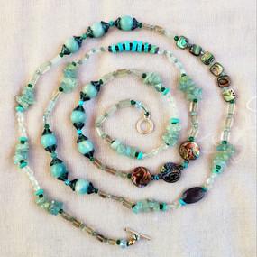 Cool Coastal - Long Necklace