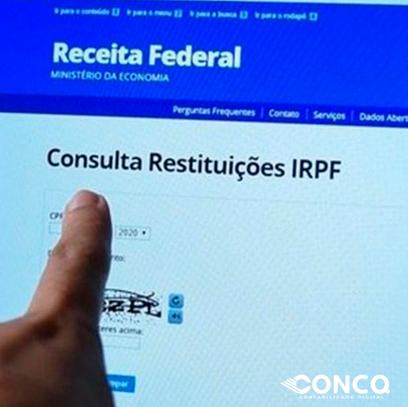IR 2020: Receita abre na sexta-feira consulta ao 3º lote de restituição